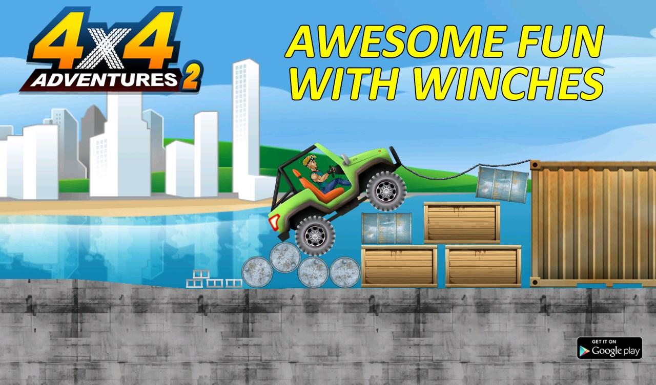 4x4 Adventures 2 - Imagem 1 do software
