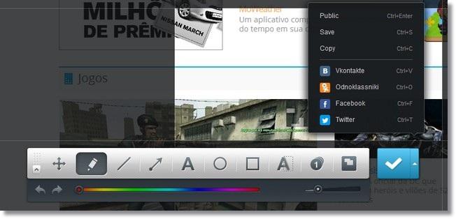 Joxi - Imagem 3 do software