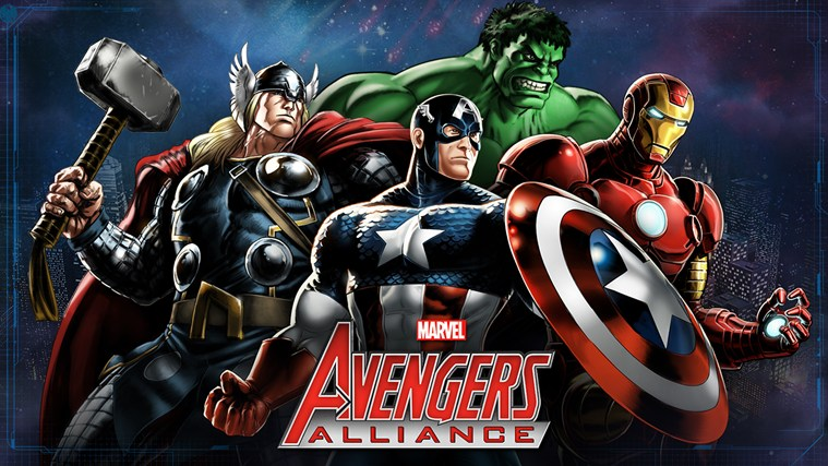 Avengers Alliance - Imagem 1 do software