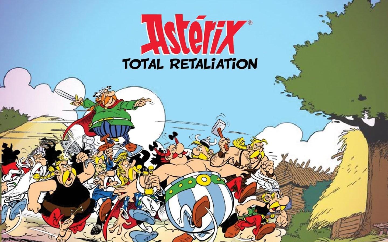 Asterix: Total Retaliation - Imagem 1 do software