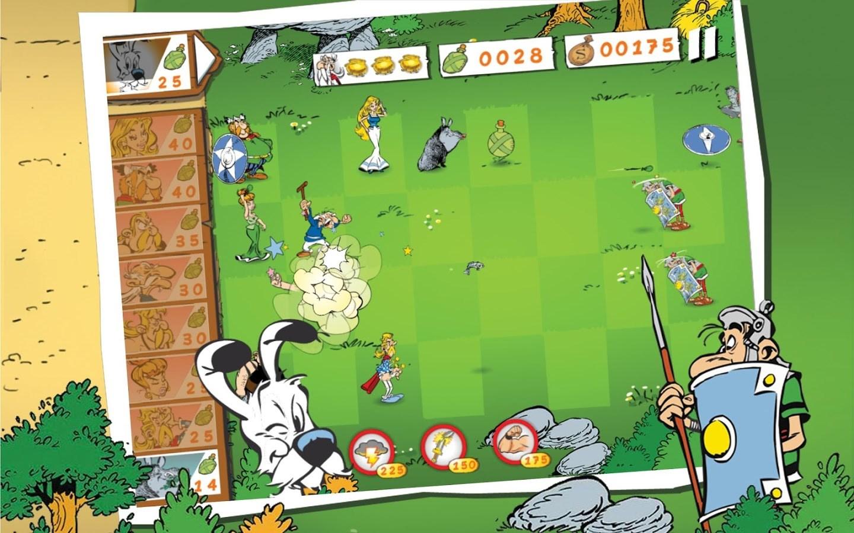 Asterix: Total Retaliation - Imagem 2 do software