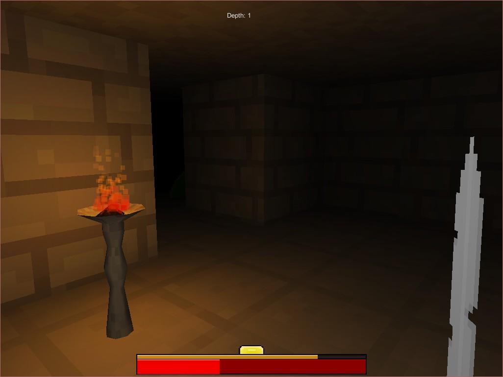 Dungeon Prospector - Imagem 1 do software