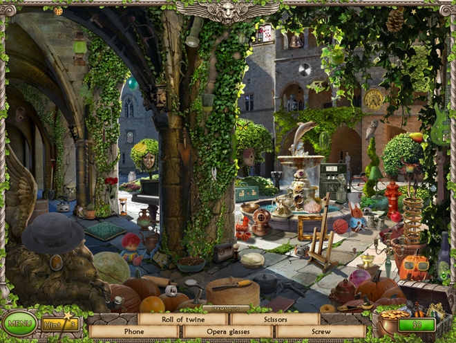 Chronicles of Albian: The Magic Convention - Imagem 2 do software