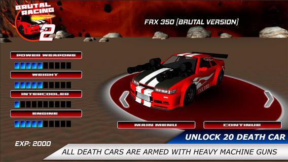 Brutal Death Racing 2 - Imagem 1 do software