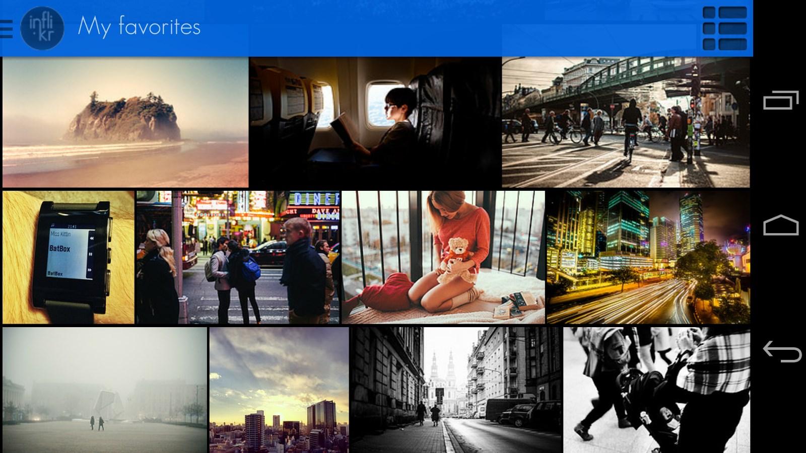 Inflikr for Flickr + Muzei - Imagem 1 do software