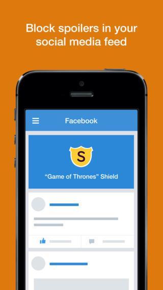 Spoiler Shield - Imagem 1 do software