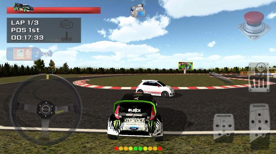 Grand Race Simulator 3D - Imagem 1 do software