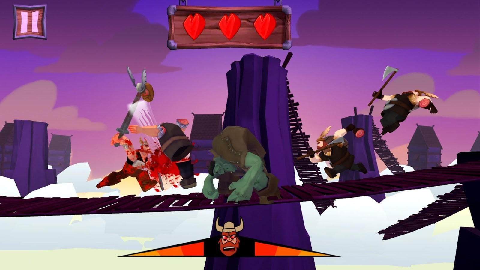Saviour of Asgard - Imagem 1 do software