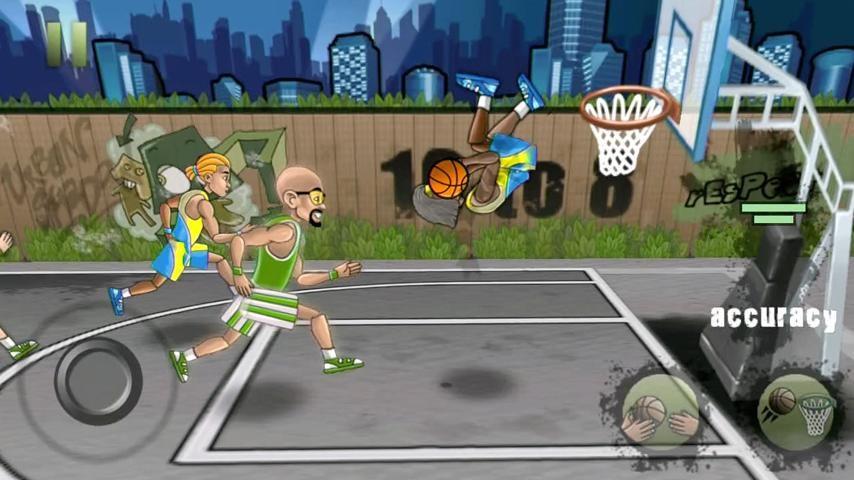 Streetball - Imagem 1 do software