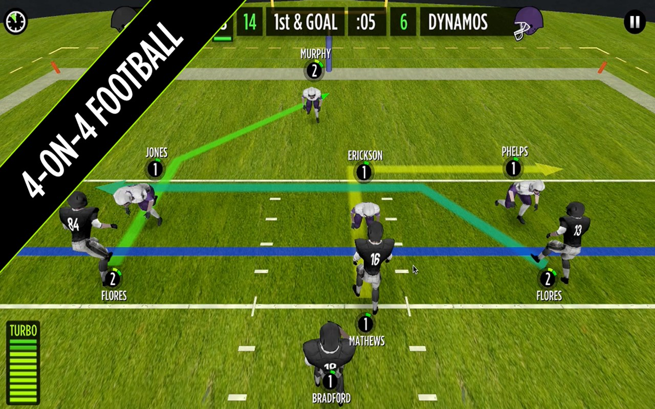 GameTime Football w/ Mike Vick - Imagem 1 do software