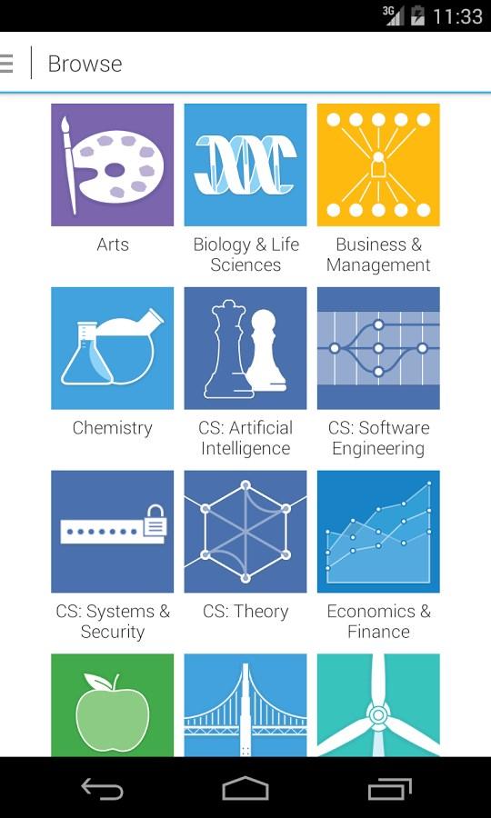Coursera - Imagem 1 do software