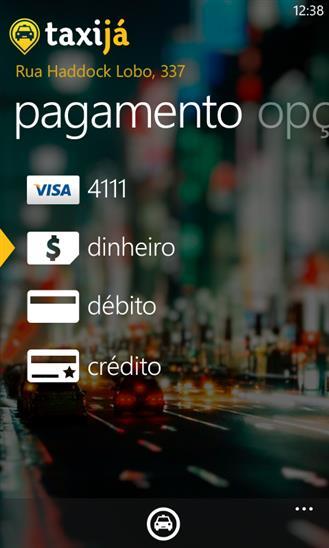 Taxijá - Taxi no Celular - Imagem 2 do software