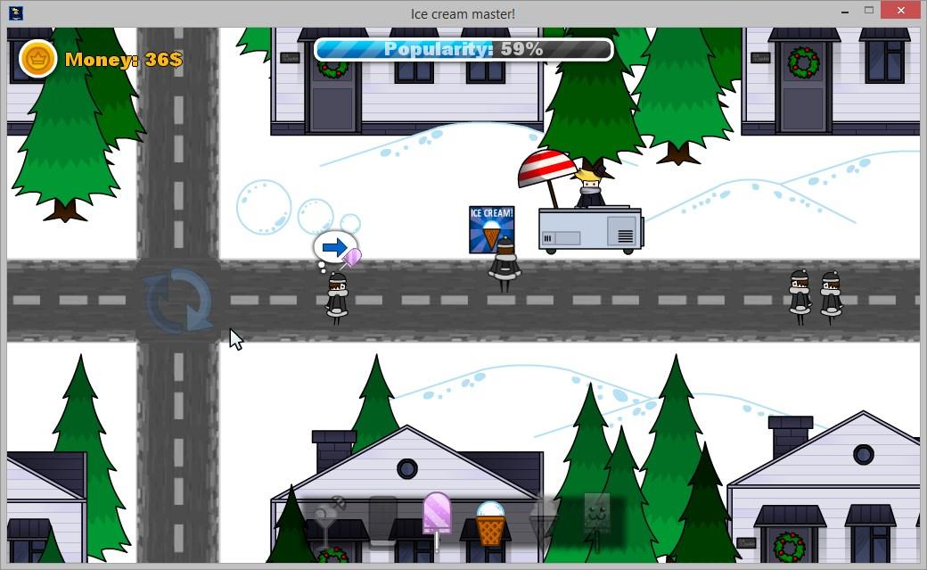 Ice Cream Master! - Imagem 1 do software