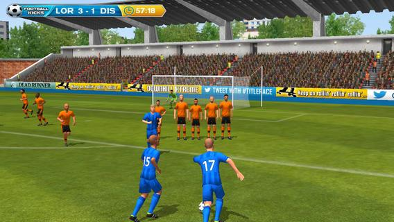 Football Kicks: Title Race - Imagem 1 do software