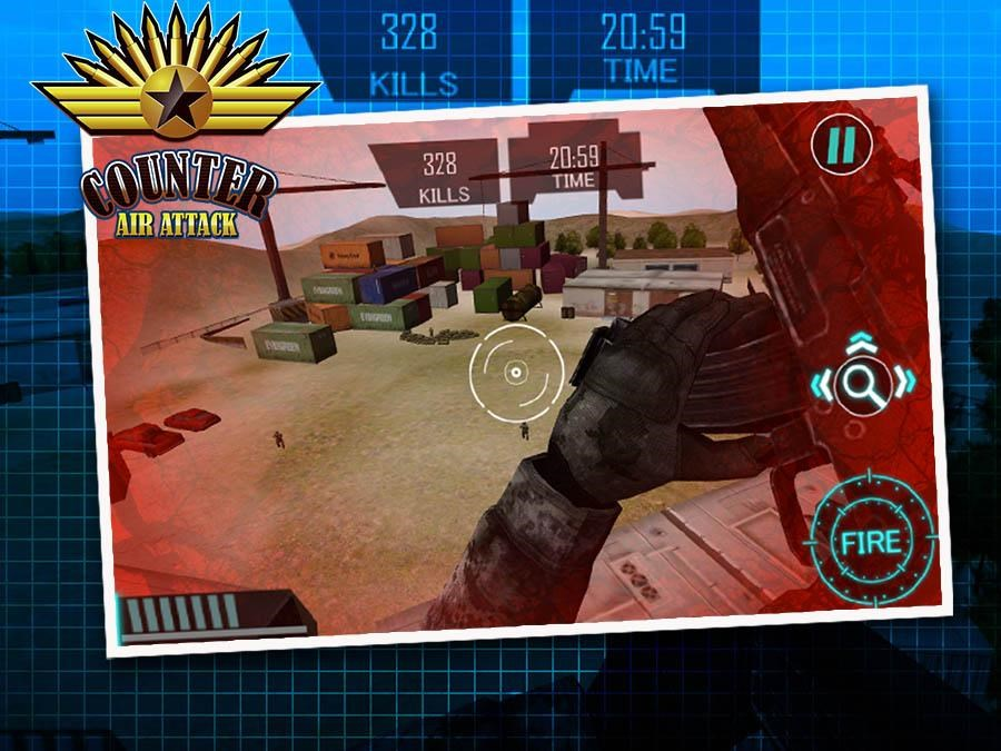 Counter Air Attack 3D - Imagem 1 do software