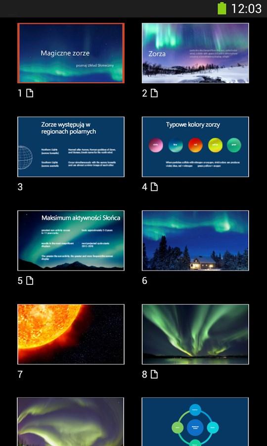 Microsoft Office Mobile - Imagem 1 do software