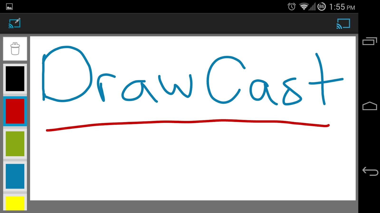 DrawCast - Imagem 1 do software