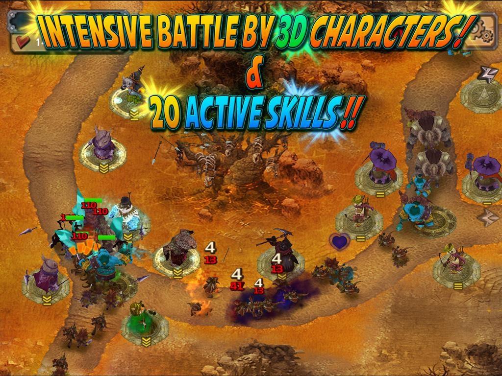 Quest Defense - Tower Defense - Imagem 1 do software