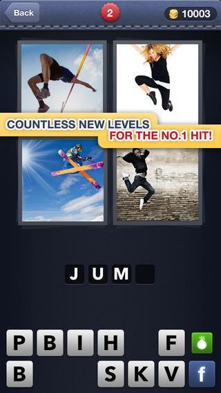 4 Pics 1 Word - Imagem 1 do software