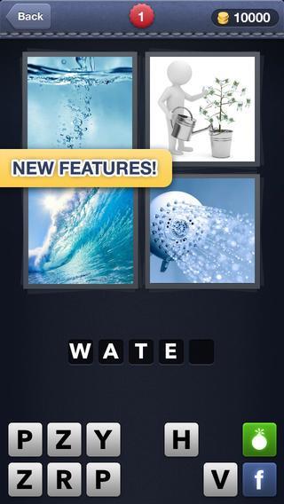 4 Pics 1 Word - Imagem 2 do software