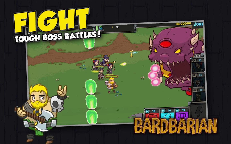 Bardbarian - Imagem 1 do software