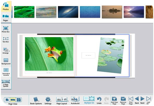 MyPublisher - Imagem 1 do software