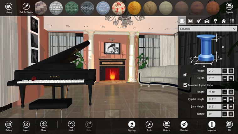 Live interior 3d free download for Programa decoracion interiores gratis