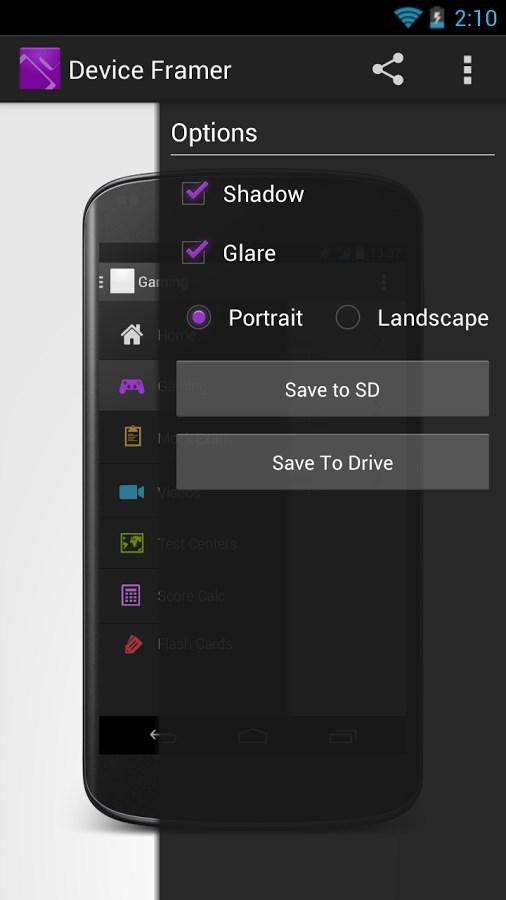Framer - Imagem 2 do software