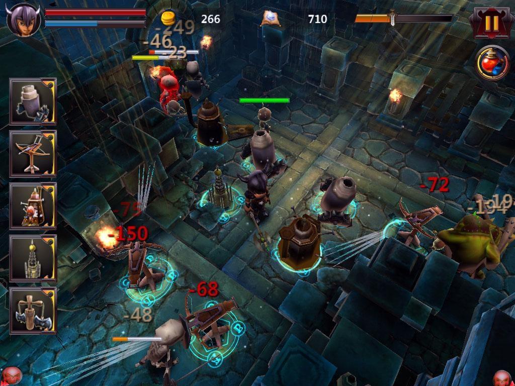 Dungeon Crisis - Imagem 1 do software