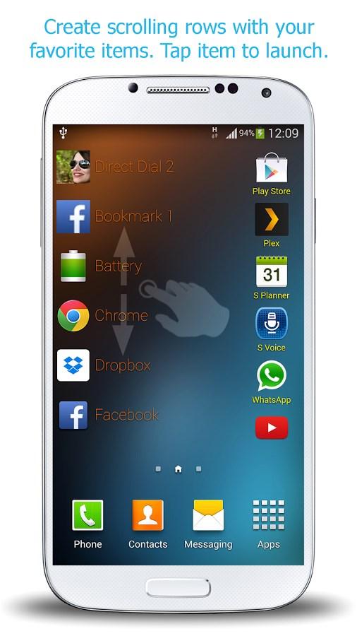 Launchy Widget - Imagem 1 do software