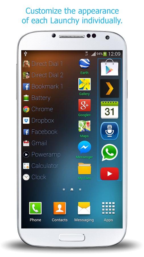 Launchy Widget - Imagem 2 do software
