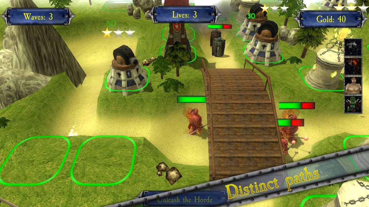 Kingdoms Defender Free - Imagem 1 do software