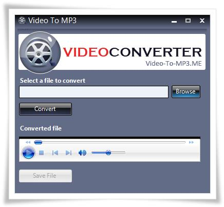 Video to MP3 - Imagem 1 do software
