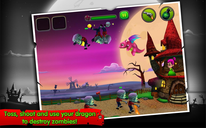 Zombie Defense: Smash&Crash LT - Imagem 1 do software