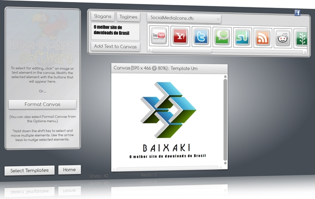 The Logo Creator - Imagem 1 do software