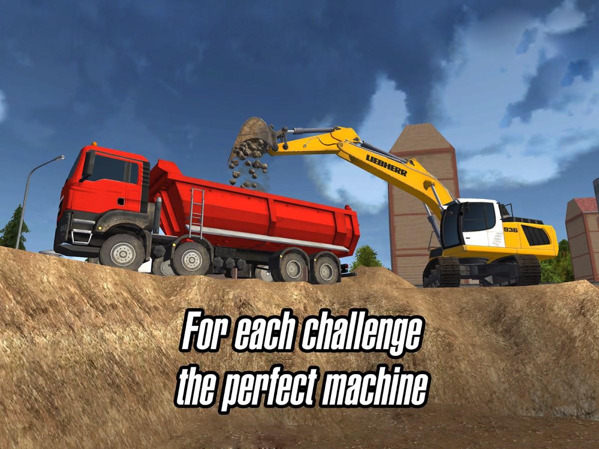 Construction Simulator 2014 - Imagem 1 do software