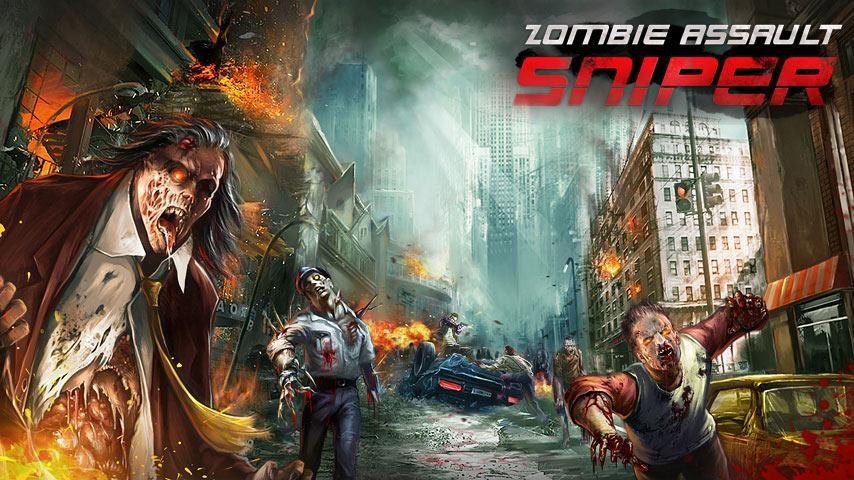Zombie Assault:Sniper - Imagem 1 do software