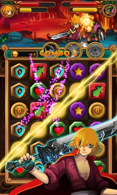 Brave Puzzle - Imagem 2 do software