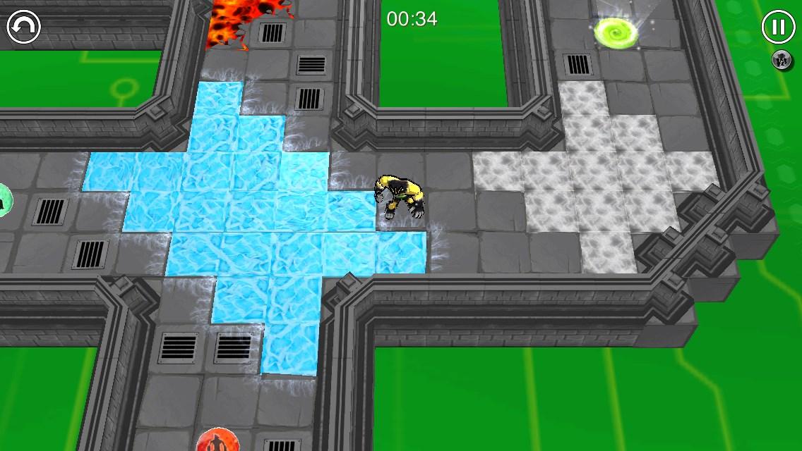 Ben 10 Game Generator 4D Lite - Imagem 1 do software
