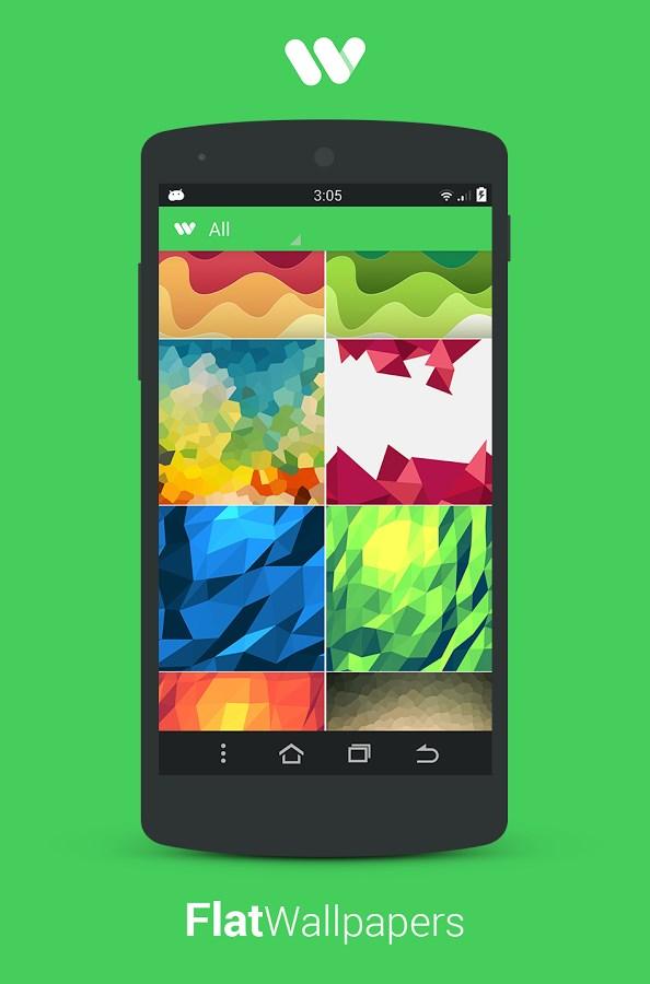 FlatWallpapers - Imagem 2 do software