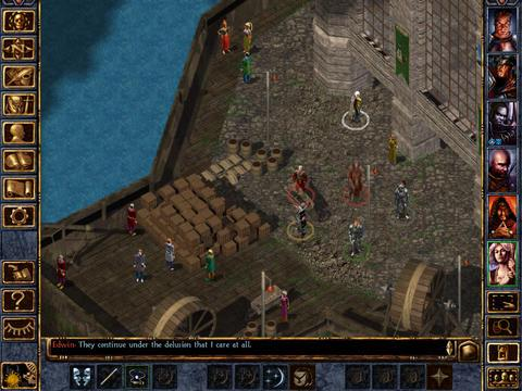 Baldur`s Gate II - Imagem 2 do software