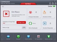 Imagem 2 do Comodo Internet Security Premium
