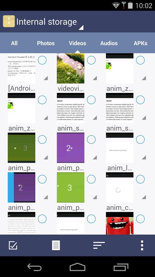 FileManager - Imagem 1 do software