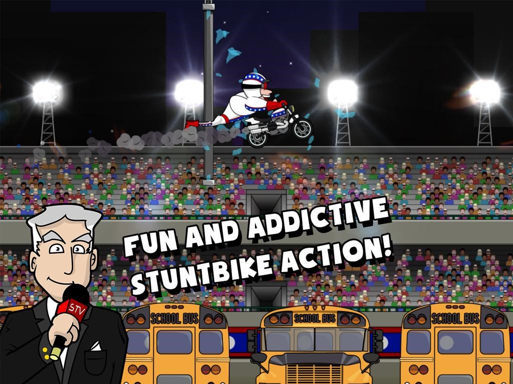 Stuntman Eddie: Bike Daredevil - Imagem 1 do software