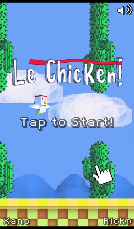 Le Chicken – Tap Game - Imagem 1 do software