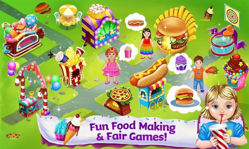 Baby Food Fair - Imagem 1 do software