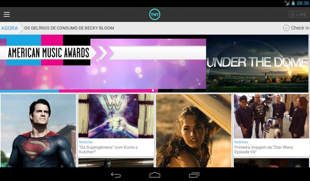 TNT App - Imagem 1 do software