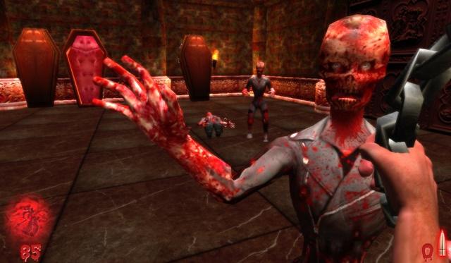 Cemetery Warrior 3 - Imagem 1 do software