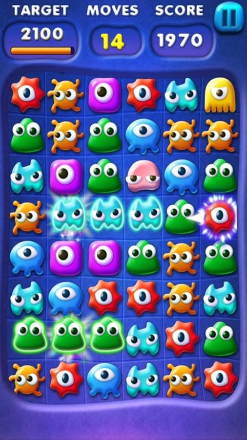Monsters Blast - Imagem 2 do software