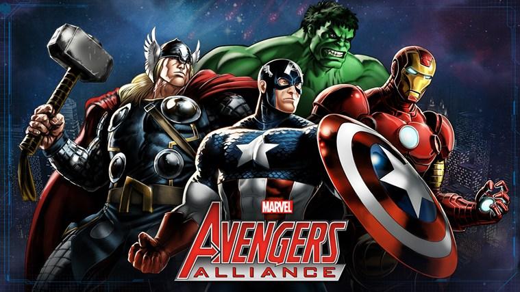 Avengers Alliance.